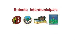 logos municipalités du Val