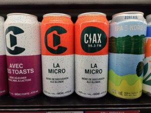 Bières CIAX