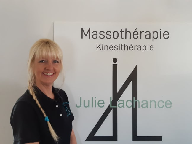 Julie Lachance massothérapeute