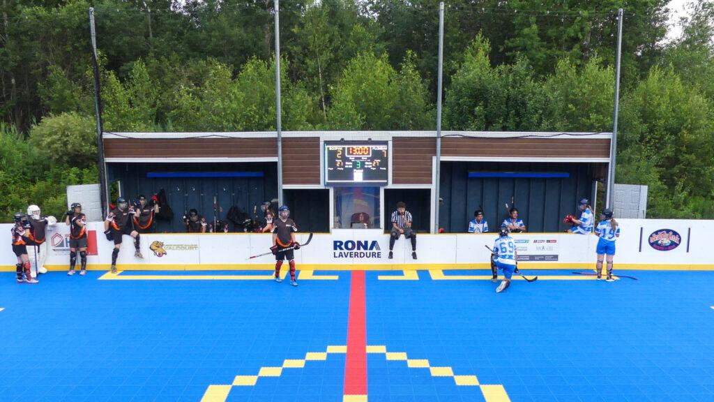 Le hockey balle se porte bien à Valcourt!