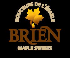 logo Les douceurs de l'érable Brien