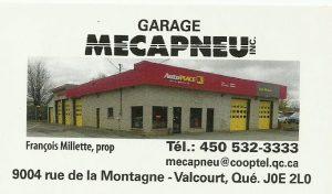 Garage Mécapneu